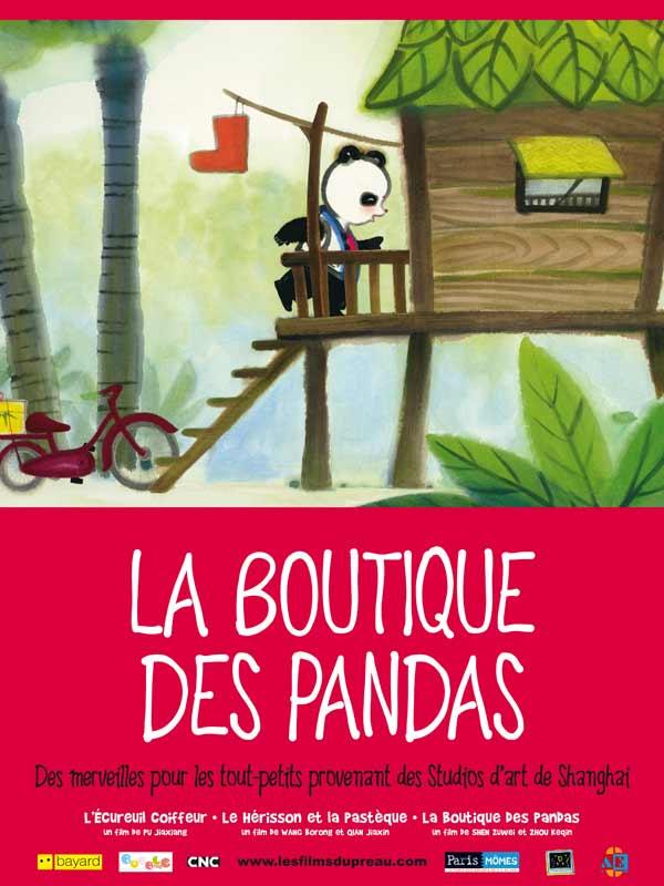 La Boutique des pandas