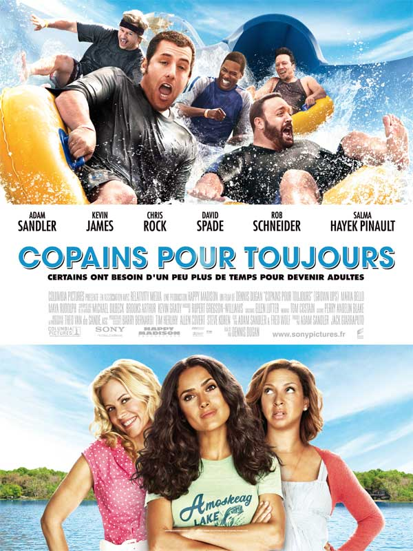Film Copains pour toujours streaming