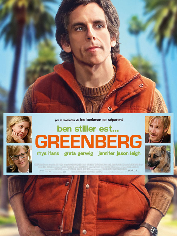 [MULTI] Greenberg [DVDrip]