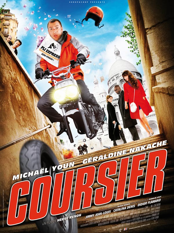 Le Coursier film streaming
