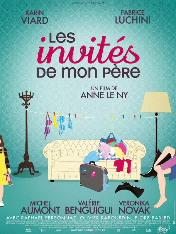 Les Invits de mon pre | Uploaded | DVDRiP