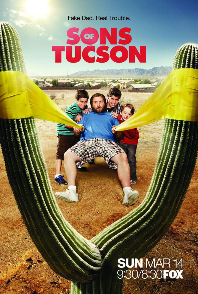 affiche Sons of Tucson
