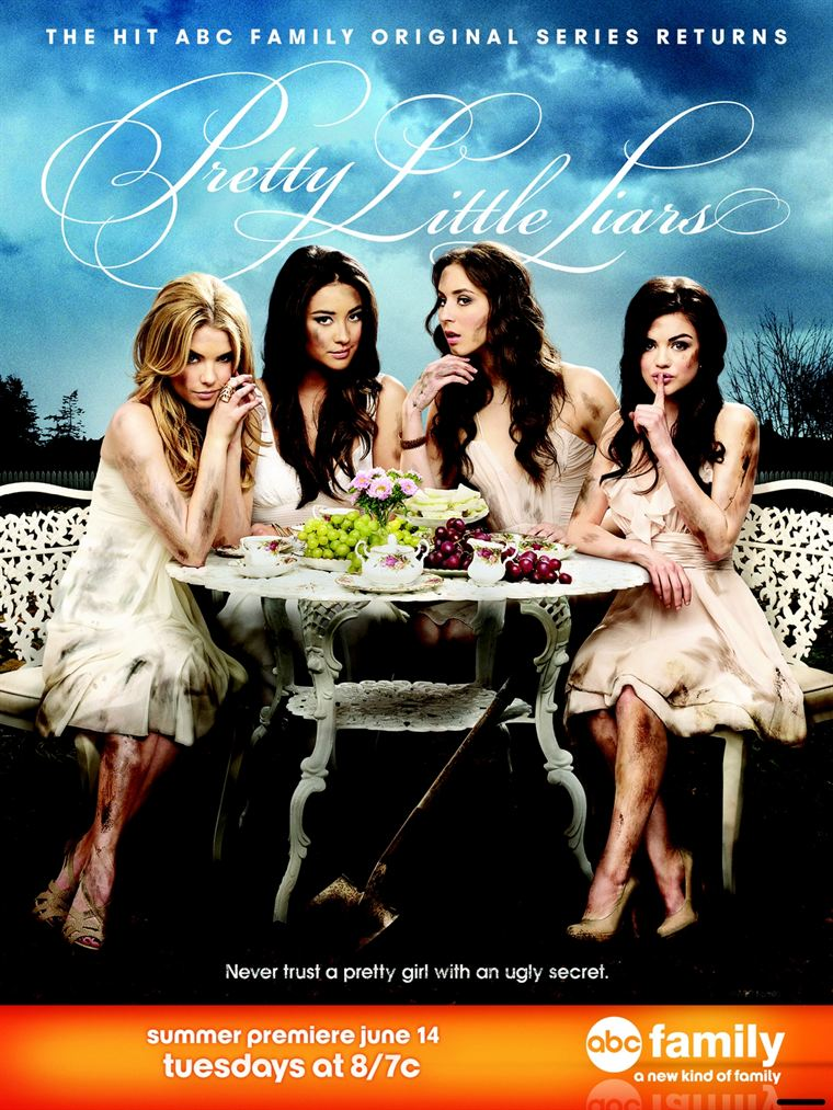 Pretty Little Liars #2: Flawless