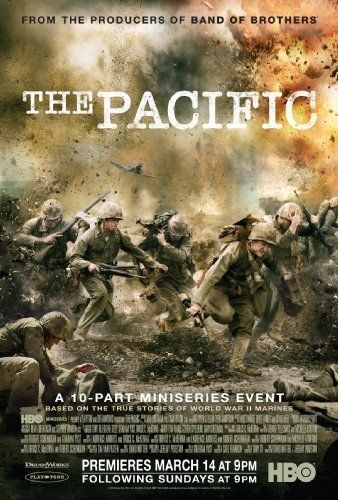 affiche Band of Brothers : L�Enfer du Pacifique