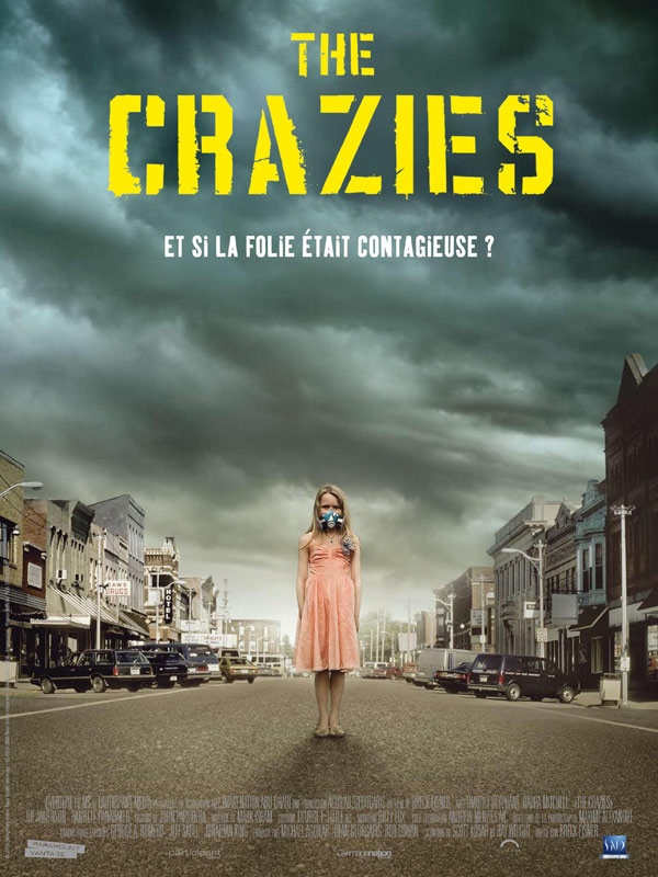 [Films Epouvante Horreur, Films Thriller] -  [DVDRiP] The Crazies
