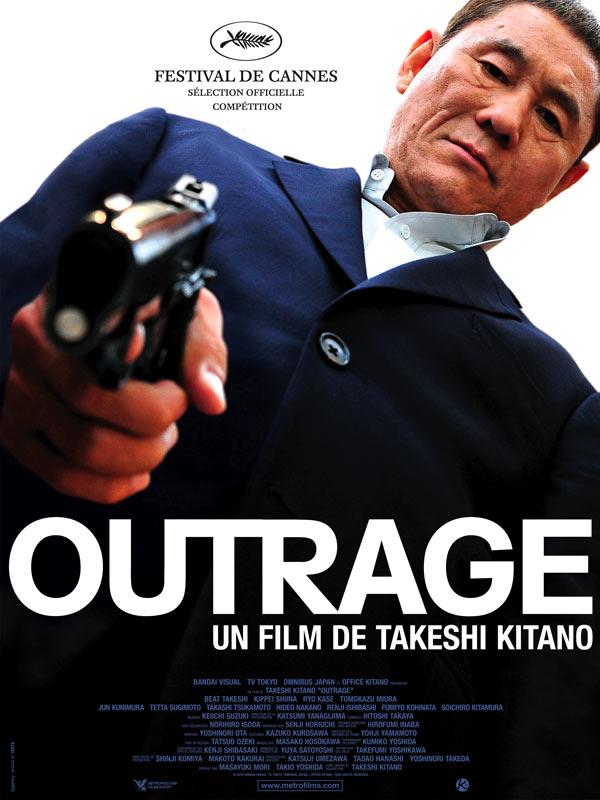 Outrage, de Takeshi Kitano