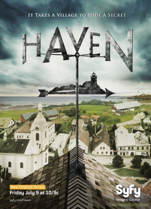 [US] [FS] Haven Saison 1 [13/13] [DVDRiP-FR]