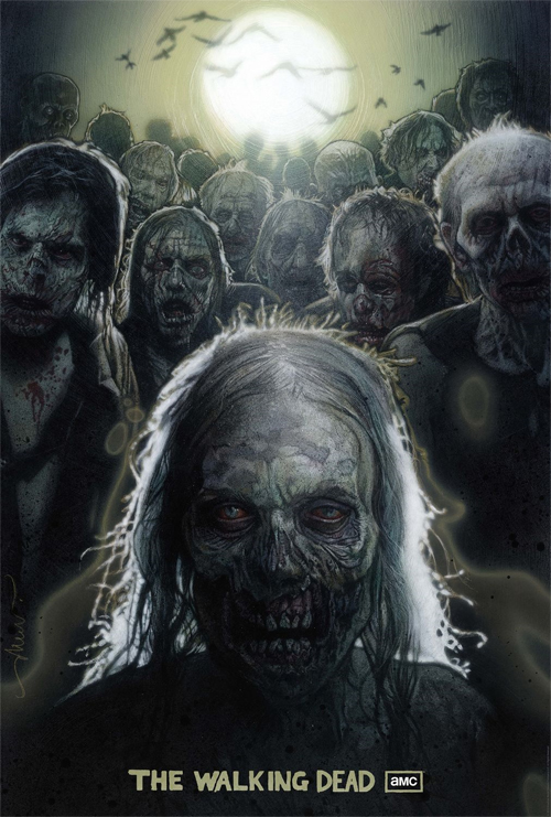 THE WALKING DEAD 19481572
