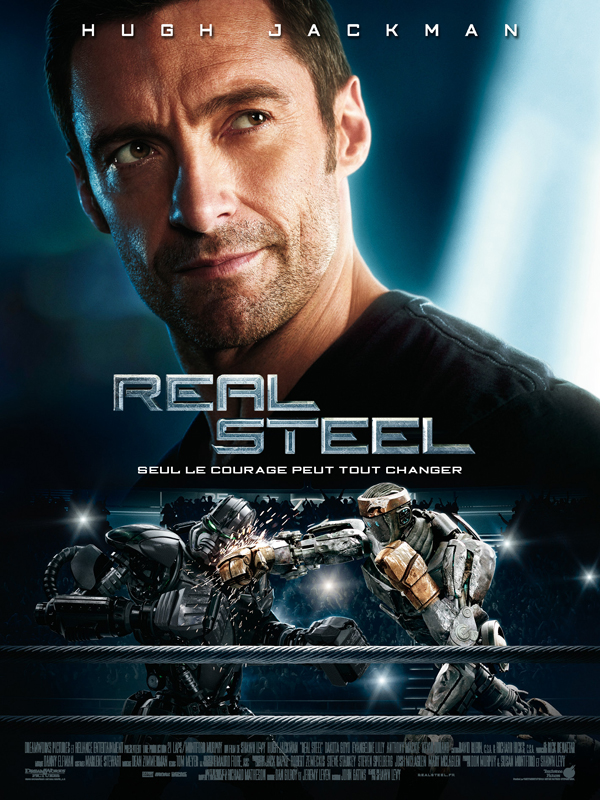 Real Steel truefrench | Multi | BRRiP | 2011