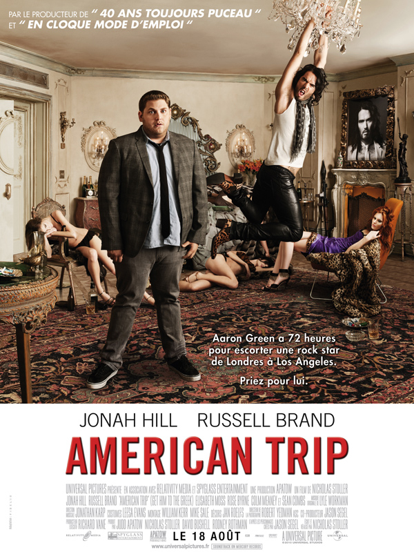 American Trip , la bande annonce dans Films 19467329