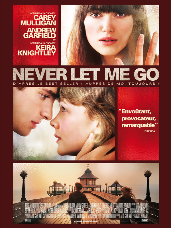 Never Let Me Go | Multi | DVDRiP | 2011 | TRUEFRENCH 1CD | EXCLUE