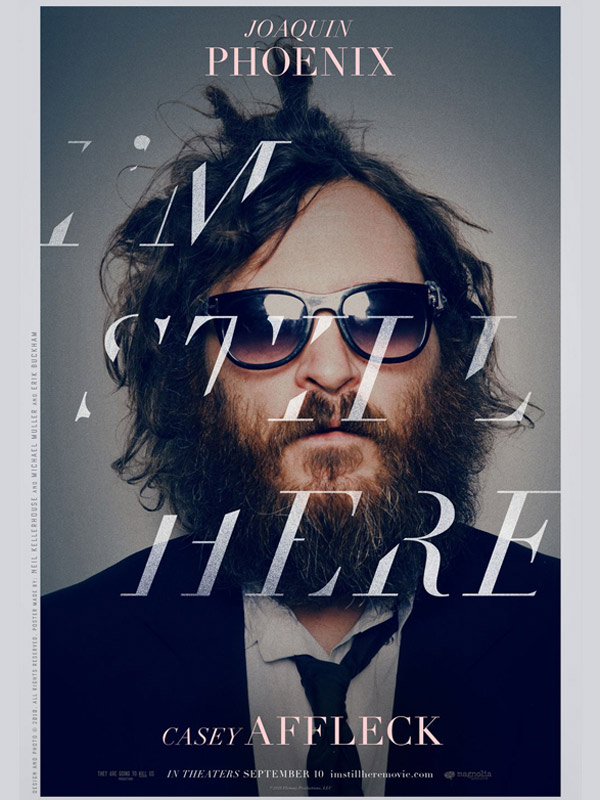 I'm Still Here - The Lost Year of Joaquin Phoenix | Multi | DVDRiP | VOSTFR