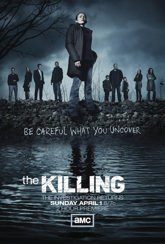 The Killing (US) saison 2 en français