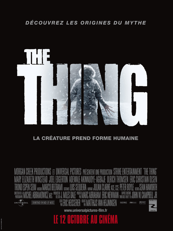 The Thing | Megaupload | BRRiP | 2011 | VOSTFR