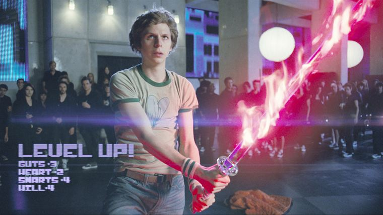 Scott Pilgrim (E. Wright)