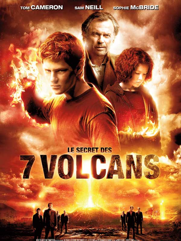 Le Secret des 7 volcans | Multi | DVDRiP