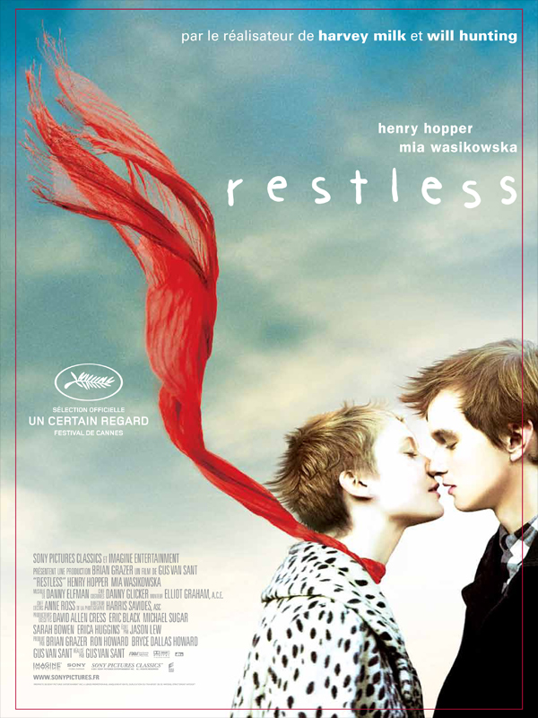 Restless | Megaupload | BDRiP | 2011 | VOSTFR