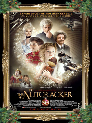 The Nutcracker in 3D | Megaupload | DVDRiP | 2010