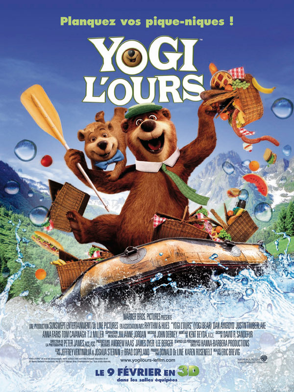 Yogi l'ours | Multi | TRUEFRENCH |  BDRiP | ReUp 17/01/2012