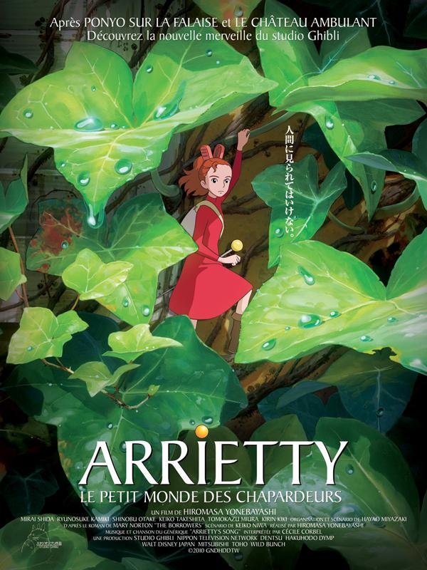 Arrietty le petit monde des chapardeurs  19597854