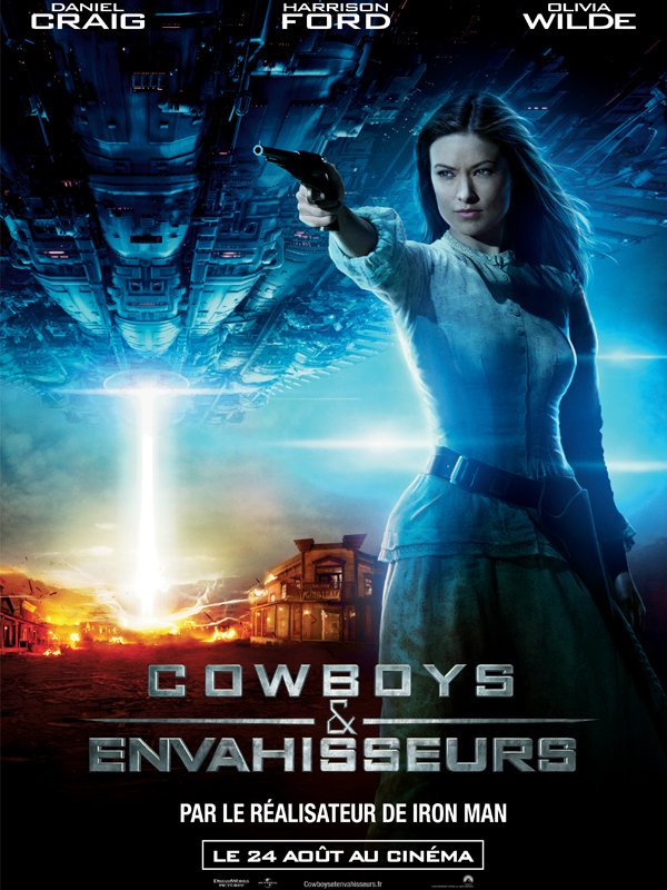 Cowboys & envahisseurs film streaming