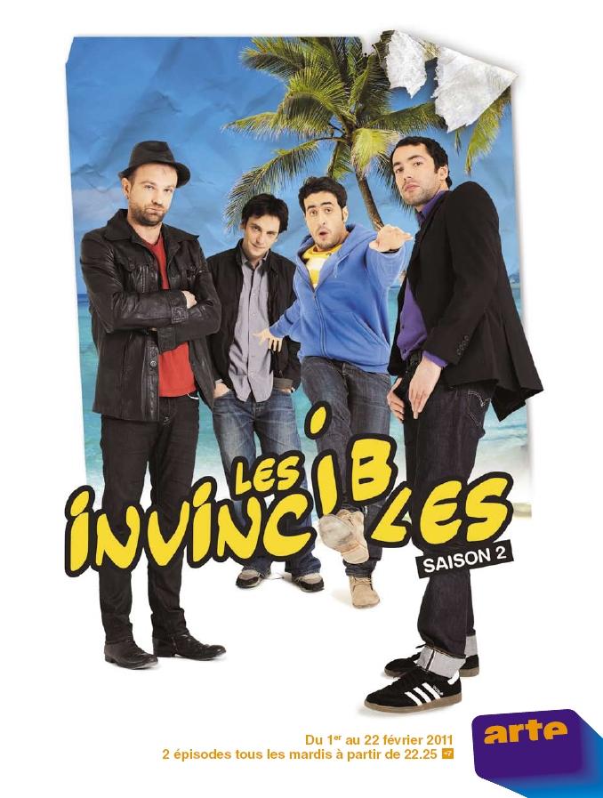 Les Invincibles [Saison 02 FRENCH]   [E01 à 03''] [FS]