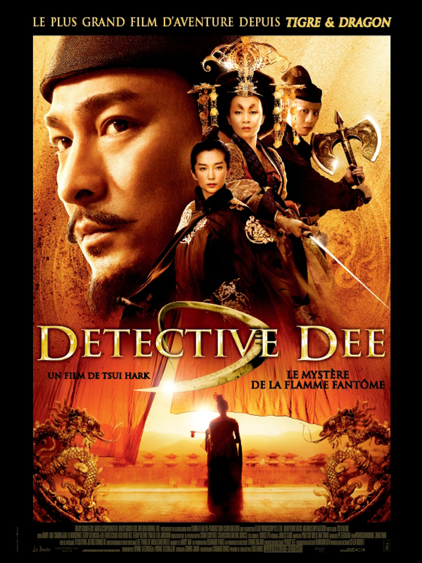 Detective Dee : Le mystère de la flamme fantôme