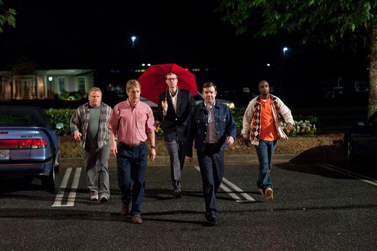 Rick (Owen Wilson) et Fred (Jason Sudeikis), suivis de leurs potes, partent à l'assaut d'une soirée qu'ils espèrent fructueuse