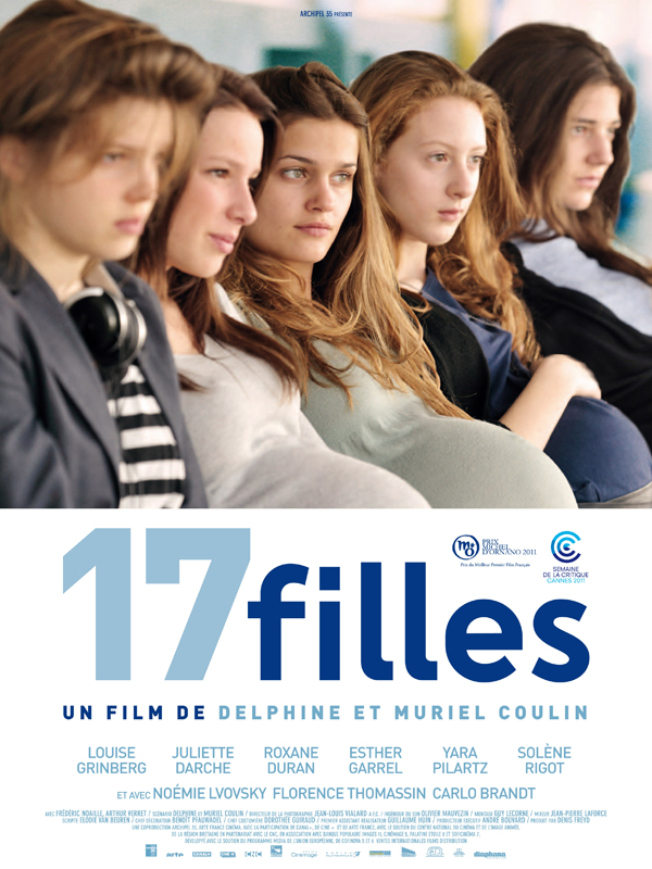 [MULTi] 17 filles [DVDRiP] [REUP] 