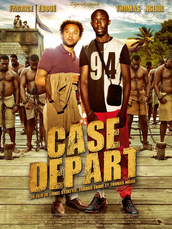 Case Départ (2011) - French