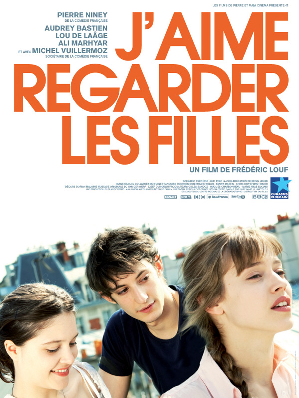 [DF] [DVDRiP] J'aime regarder les filles
