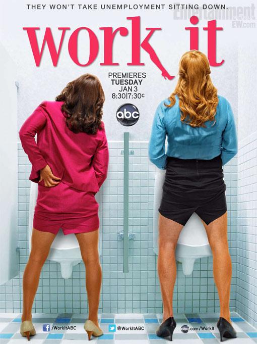 Work It [Saison 01] [VOSTFR] [E01 à E02/??] [FS] [US] (HDTV+HD 720)