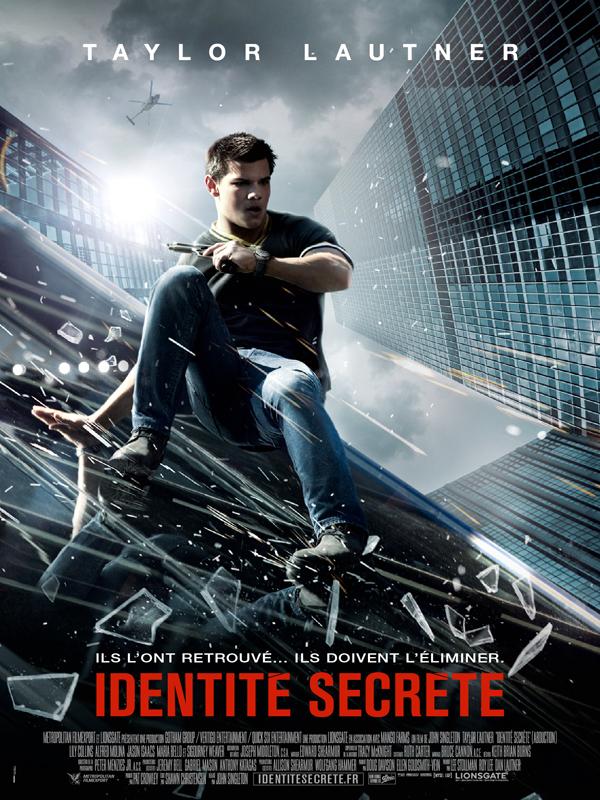 Identit� Secr�te | Megaupload | DVDSCR | 2011 | Exclu