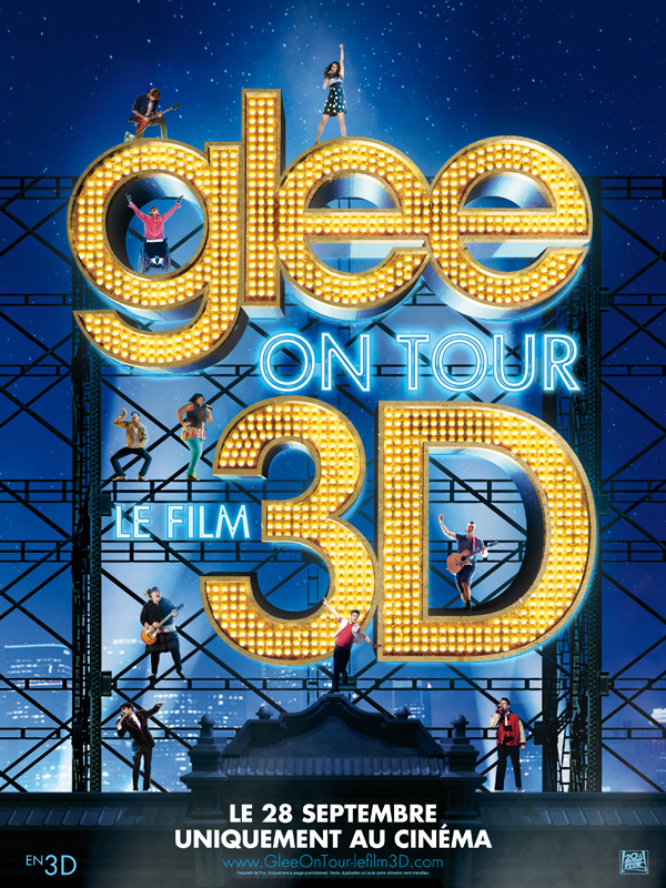 Glee ! On Tour : Le Film 3D | Multi | DVDRiP | 2011 | VOSTFR