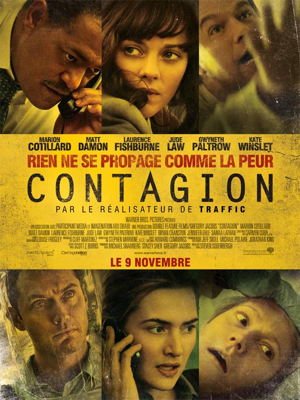 Contagion | Multi  | TRUEFRENCH | DVDRiP