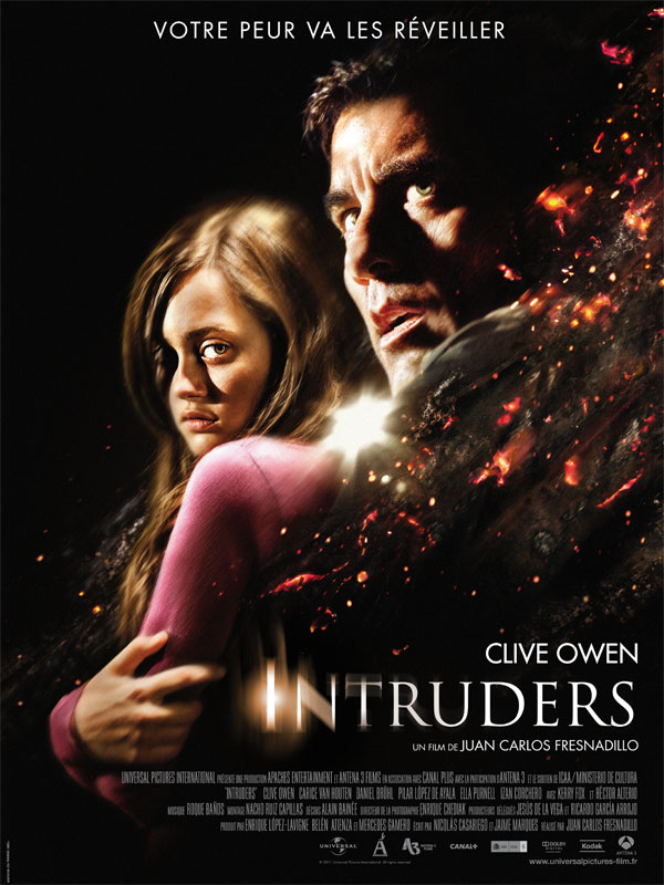 Intruders | Multi | DVDSCR | 2011  | VOSTFR