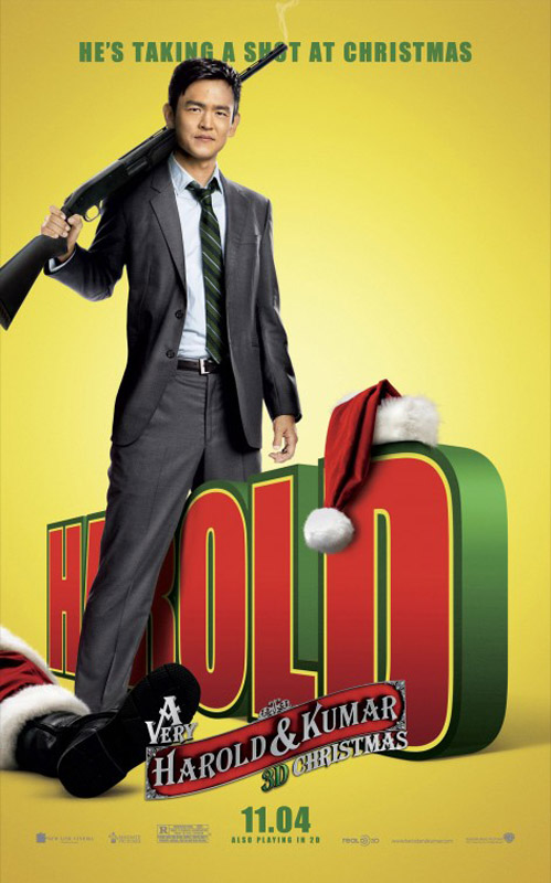 A Very Harold &amp; Kumar 3D Christmas |Multi | TS | 2011