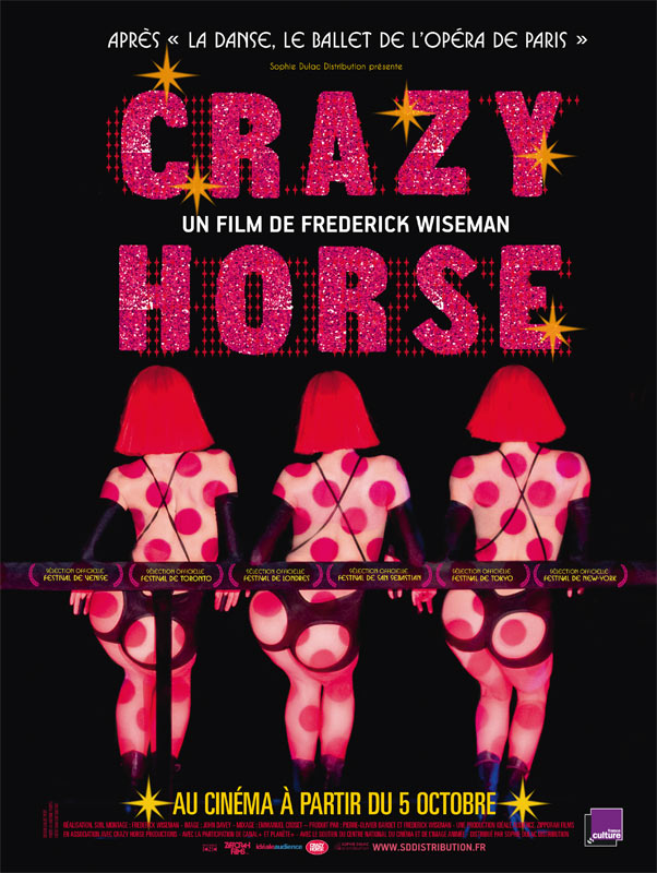 Crazy Horse | Multi | DVDRiP | 2011 | EXCLUE