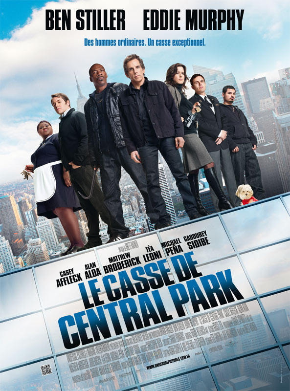 Le Casse de Central Park | Megaupload | TS MD | 2011 | Exclu