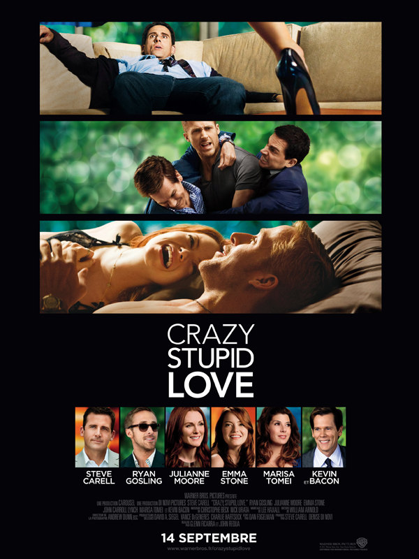 Crazy, Stupid, Love | Megaupload | DVDRiP | 2011 | Exclu