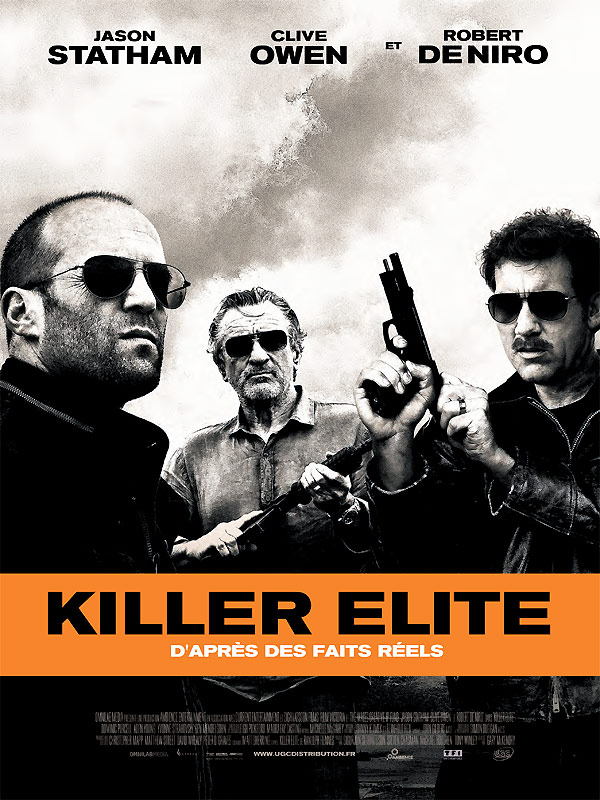 Killer Elite | Multi | DVDRiP | 2011  | ReUp 31/03/2012