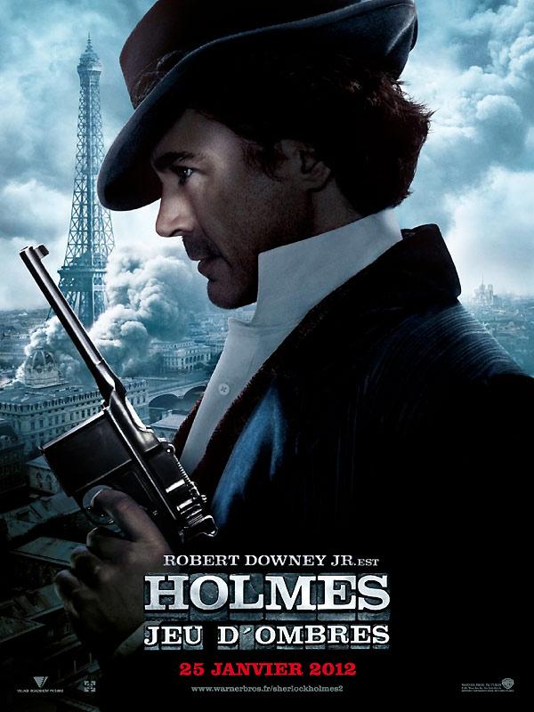 Sherlock Holmes 2 : Jeu d'ombres | Megaupload | TS | 2011