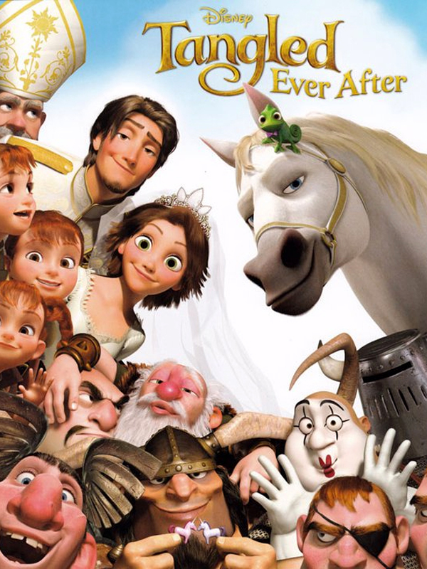 Tangled Ever After | Multi | BRRiP | 2012 | VOSTFR