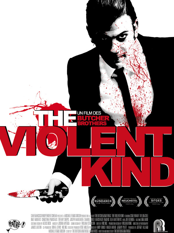 The Violent Kind | Megaupload | DVDRiP | 2010