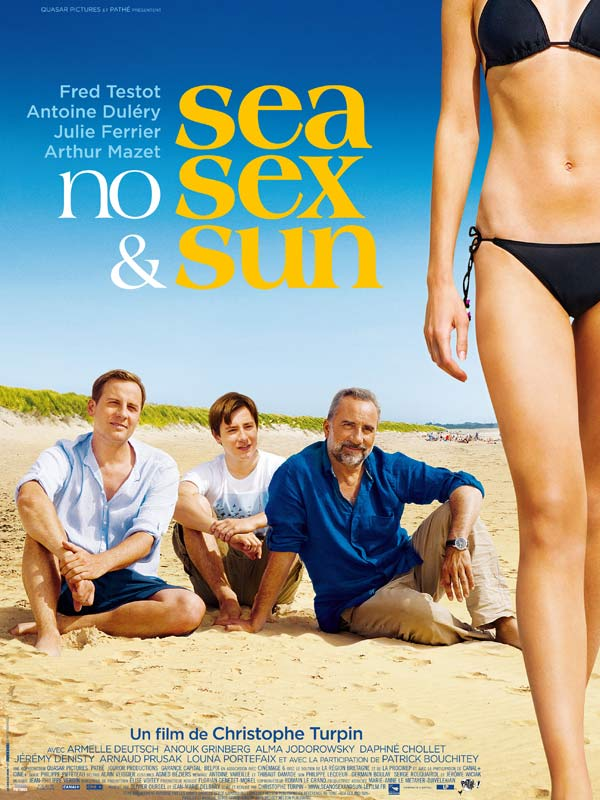 [MULTi] Sea, No Sex and Sun [DVDRiP]