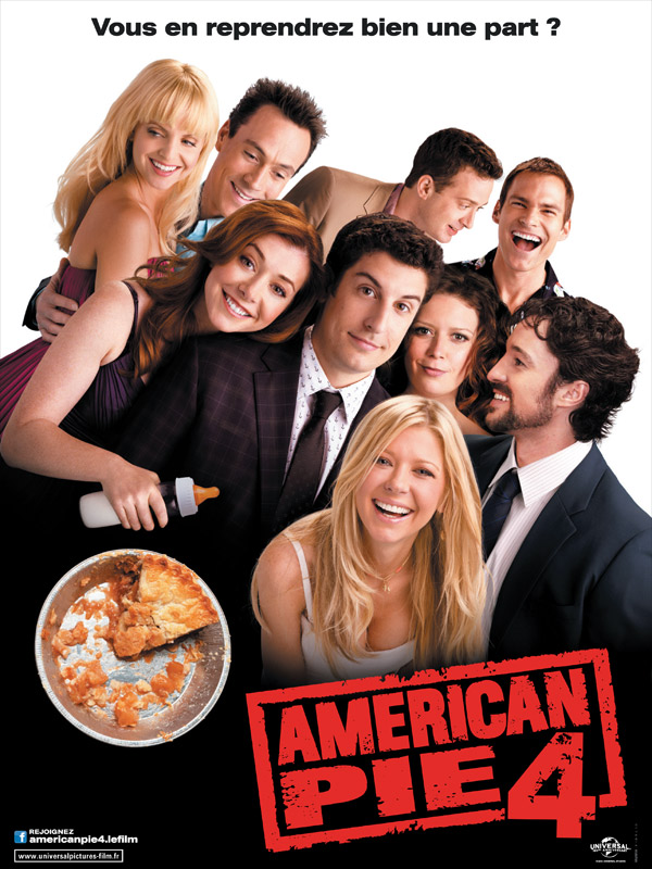 American Pie 4 | iFile | TS | 2012 | VOSTFR | Lien Rapide