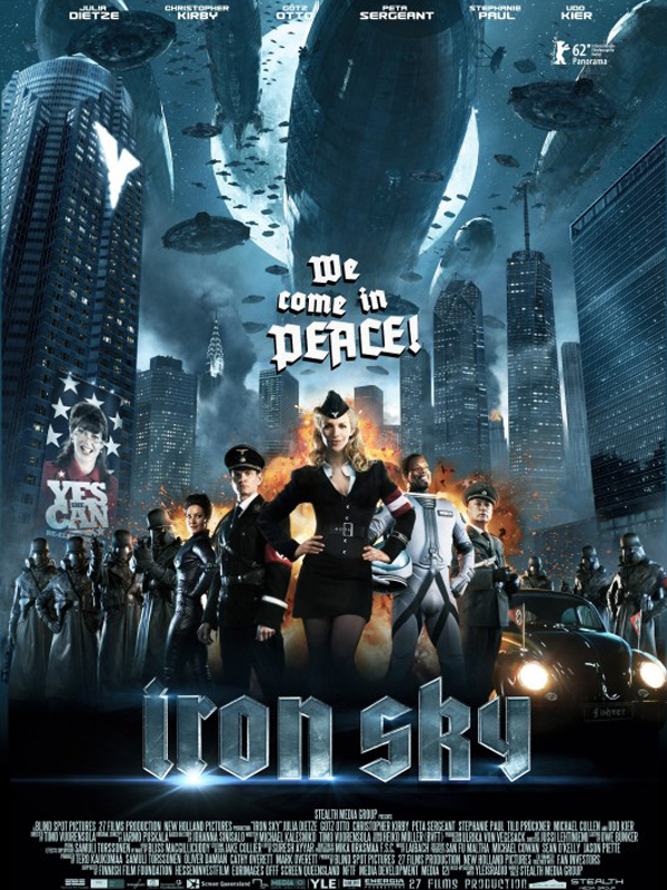 [MULTi] Iron Sky 2012 | VOSTFR | [BDRip]