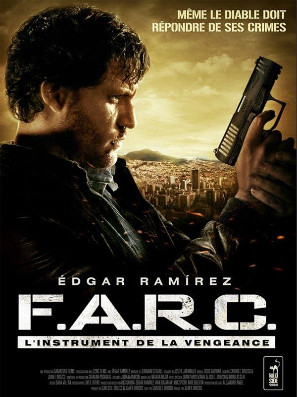 F.A.R.C. L'instrument de la vengeance | Multi | DVDRiP | 2011