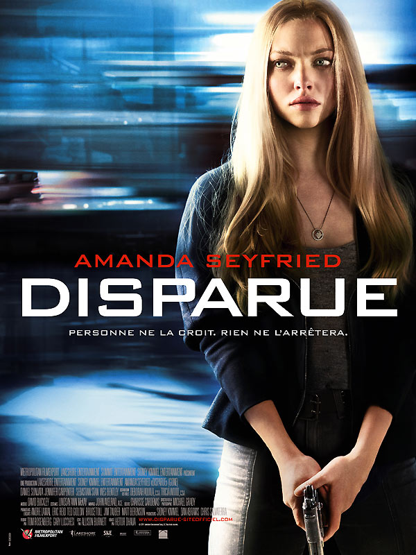 [MULTi] Disparue [DVDRiP] [REUP]