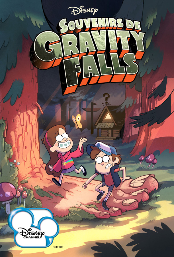 [DF]Souvenirs de Gravity Falls [Saison 01 ] [FRENCH] [E04/??]